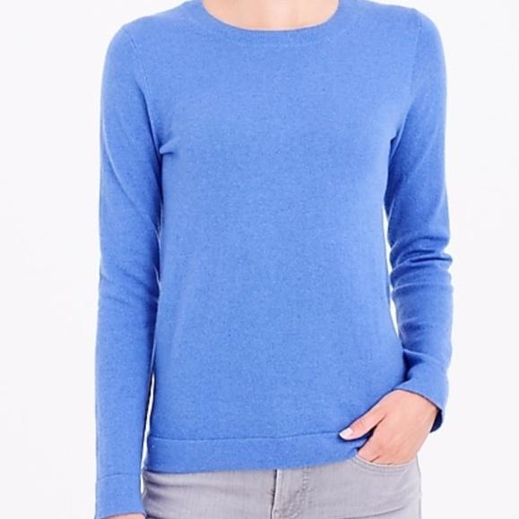 J Crew Sweaters Nwt Jcrew Cottonwool Teddie Sweater Poshmark